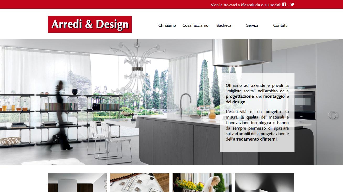Arredi design mascalucia catania netdesign for Arredi e arredi