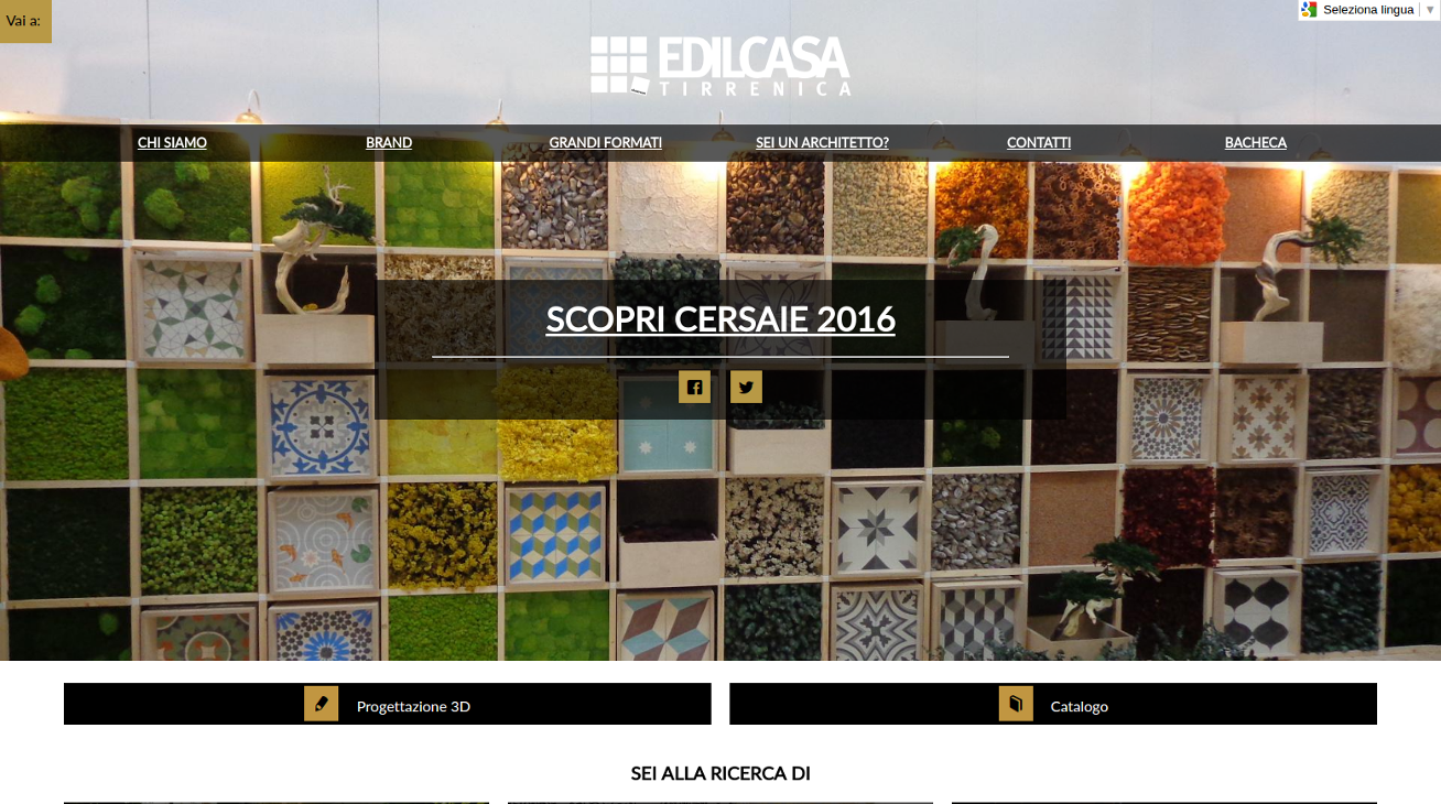 edilcasa tirrenica: ceramiche, pavimenti e wellness - netdesign ... - Arredo Bagno Messina E Provincia